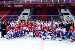Звездные хоккеисты знают: «Спорт – норма жизни»