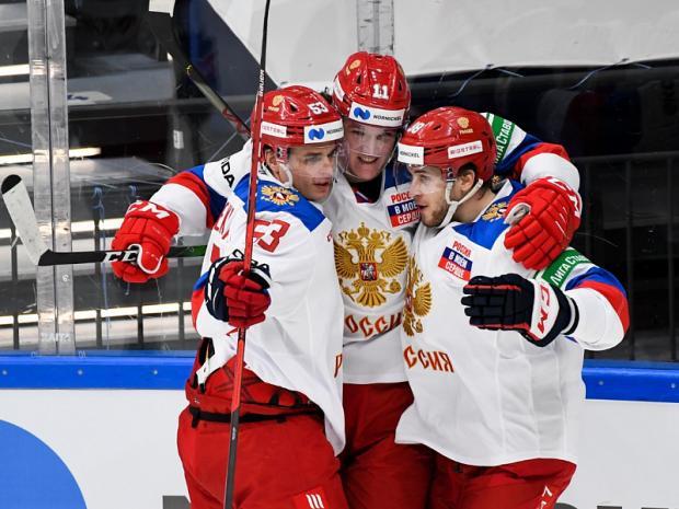 Воронков заклевал «львов». Наши победили финнов и выиграли Кубок Первого канала (видео)