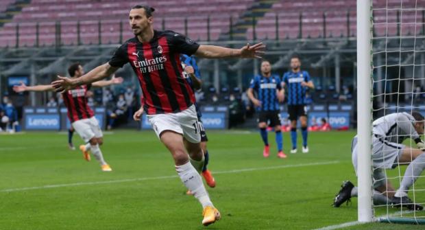Долго ли ждать скудетто в Ломбардии? «Милан» и «Интер» лидируют в серии А и готовы потеснить «Юве»