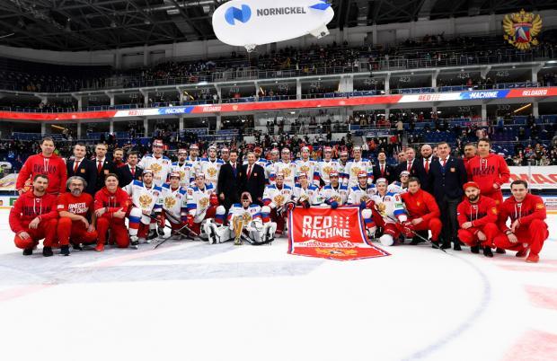 Россия победила всех на Кубке Первого канала, НХЛ стартует 13 января, безумный матч «МЮ»