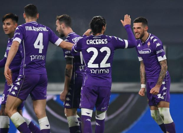 «Ювентус» крупно проиграл «Фиорентине», потерпев первое поражение в чемпионате