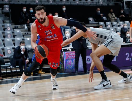 «Виллеру» – бан. ЦСКА дошел до 11-0 и повторил рекорд победной серии в Евролиге
