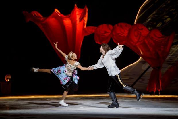 Впервые в WOW ARENA состоится ледовое шоу Татьяны Навки «Аленький цветочек»
