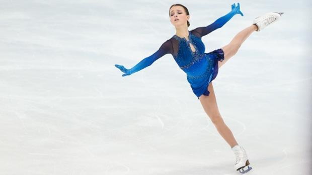 Валиева упала, Туктамышева - не прыгнула, Трусова - не стала. Лидирует Щербакова