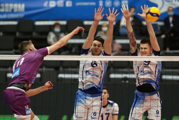 Два триллера в один день. Фантастический волейбол в Санкт-Петербурге