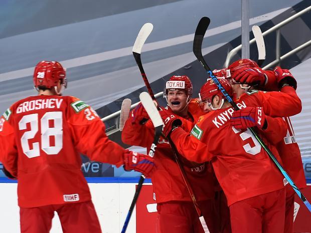 По версии КХЛ канадцы подсудили россиянам: у нас вместо гола Чинахова команде дали бы штраф (видео)