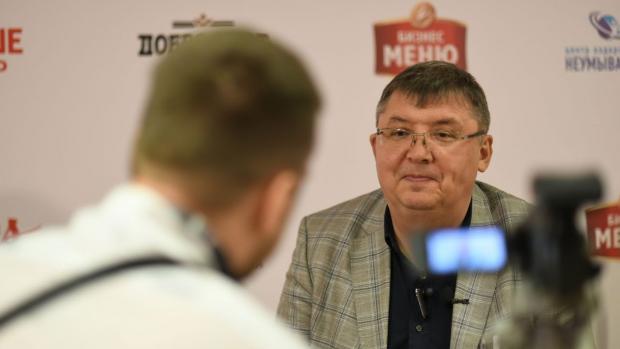 Зяки Юнисов: Хочу организовать бой Кудряшову