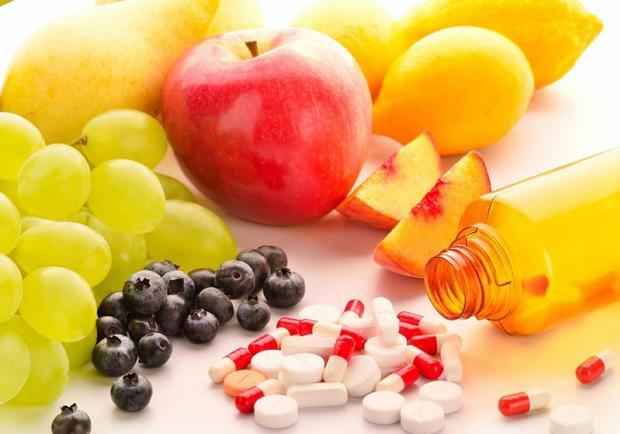 Пища, витамины и минералы. Что нужно для здорового образа жизни?