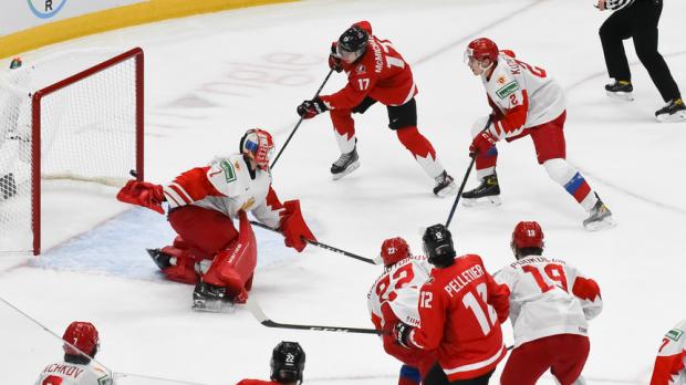 Овечкина, Малкина и Радулова жестоко били в плей-офф МЧМ. Как в Эдмонтоне-2021