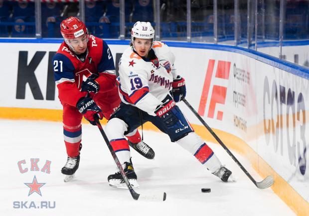 «Локомотив» обыграл СКА, одержав третью победу кряду. У армейцев серия из трех поражений (видео)