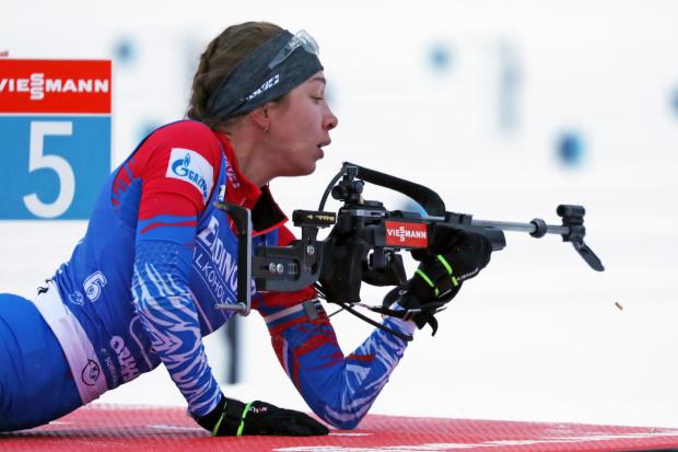 Семь секунд до медали со штрафным кругом. Россия – четвертая в женской эстафете