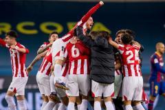 Марселино – спец по «Барсе» в финалах! «Атлетик» выиграл Суперкубок Испании (видео)