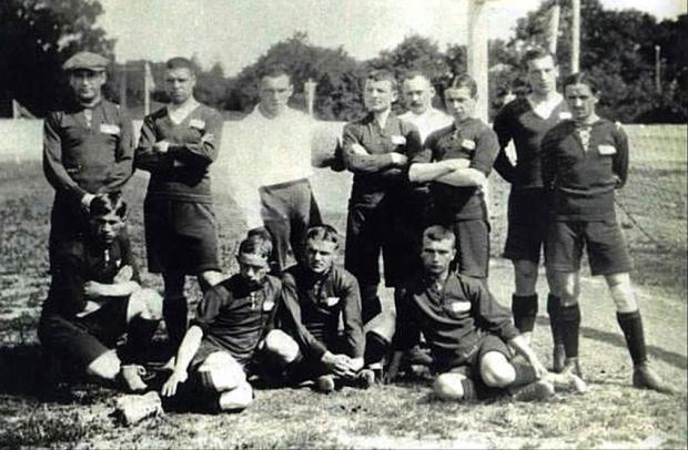 От Москвы и Риги до Одессы и Лодзи. 109 лет назад в России создан футбольный союз