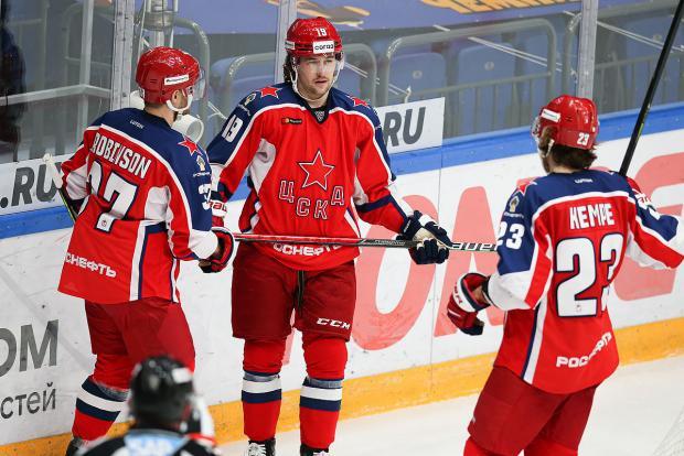 Лайпсик и Яшкин: в НХЛ – изгои, в КХЛ – герои. В нашей лиге совсем разучились играть?