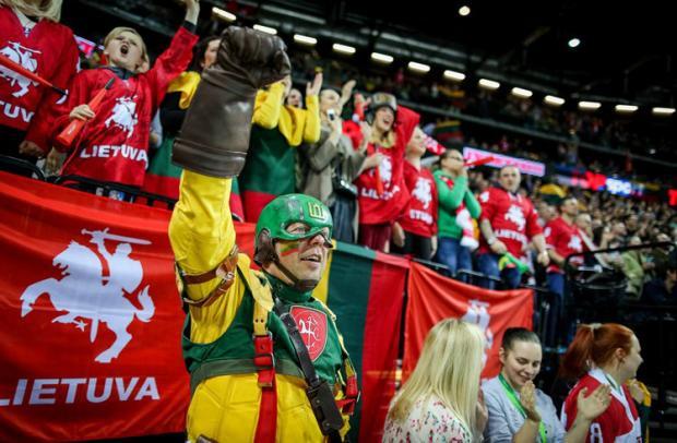 Риге поможет Вильнюс? Литовцы предложат принять часть матчей ЧМ-2021