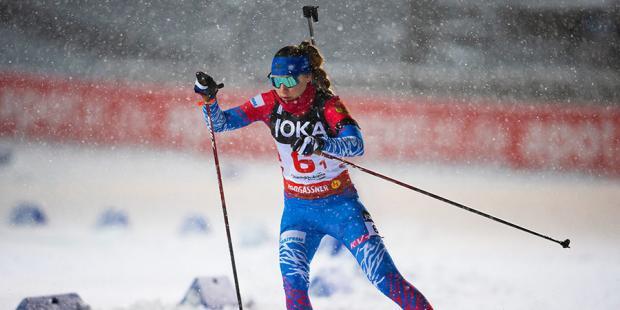 Пристреливаемся! Три россиянки - в Топ-10 в индивидуальной гонке