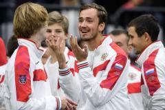 Бойся Джокович, и все остальные! Россия – фаворит ATP Cup