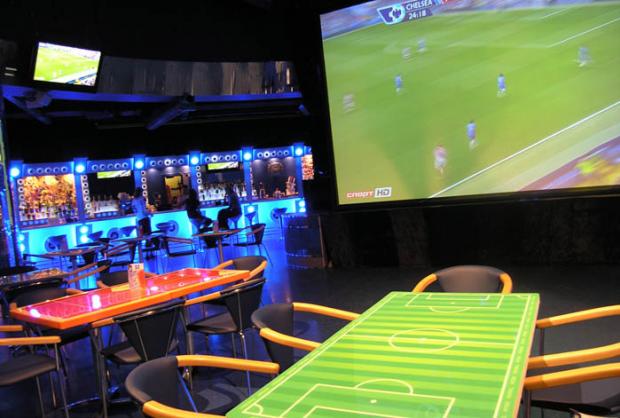 Игра на своем поле: как создать дома атмосферу спортивного бара