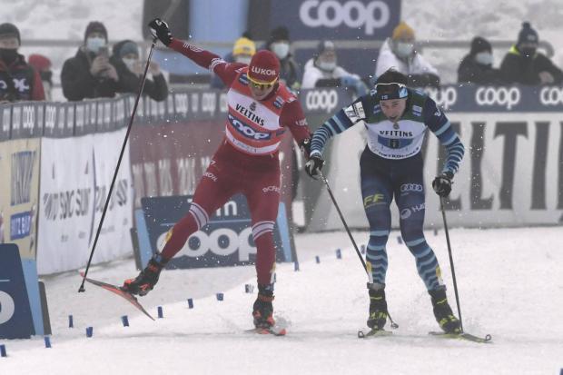 Финны подставили Большунова, золото в биатлоне, у Капризова рекорд, «МЮ» выбил «Ливерпуль» из Кубка