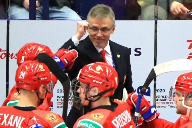 Шведская сессия Профессора. Ларионов возглавит сборную на третьем этапе Евротура