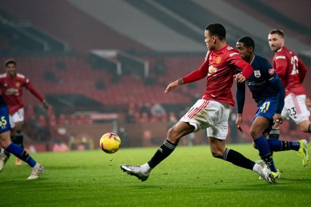 «Манчестер Юнайтед» обыграл «Саутгемптон», забив девять безответных мячей