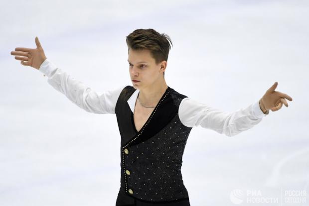 Семененко – первый чемпион Красноярска. А судьи перепутали четверной прыжок с тройным