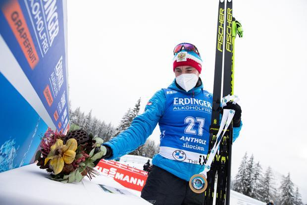 Все биатлонисты сборной России допущены к участию в чемпионате мира