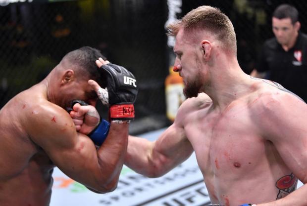 Александр Шлеменко: Волков будет чемпионом UFC. Это вопрос времени