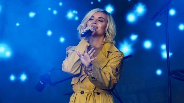 Гагарина исполнит официальную песню на чемпионате мира в Стокгольме