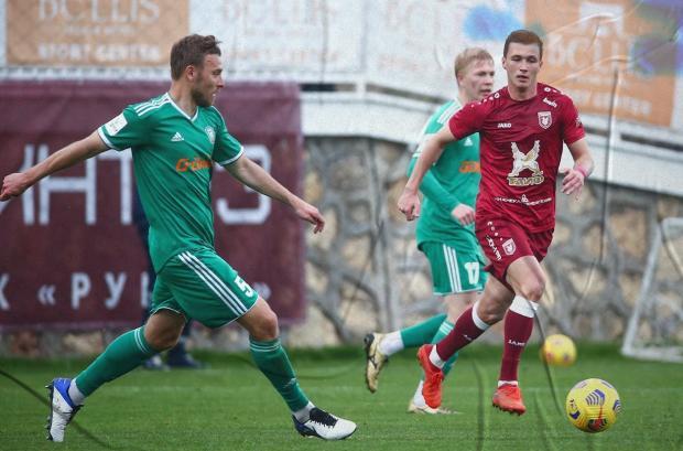 «Рубин» потерпел поражение от «Томи» в контрольном матче