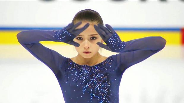 Валиева переписала историю. Так что за рекорд она установила в «Мегаспорте»?