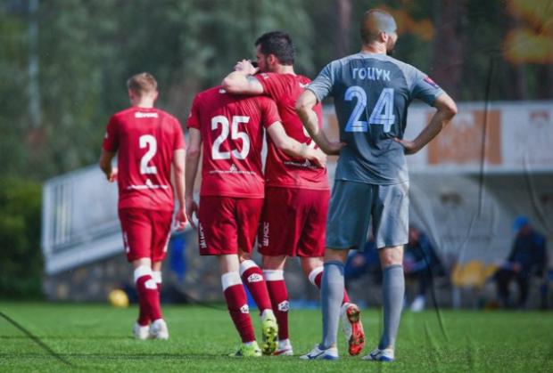 «Рубин» обыграл «Нижний Новгород» в контрольном матче, на счету Кварацхелии дубль