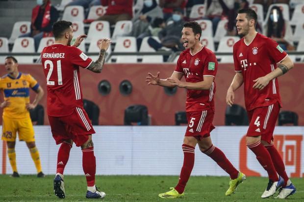 «Бавария» выиграла клубный чемпионат мира, победив в финале мексиканский «Тигрес»
