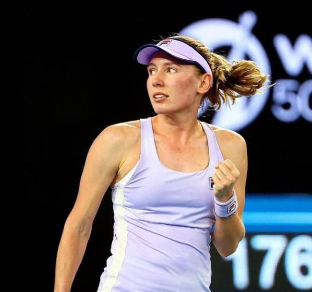 Александрова обыграла Крейчикову во втором круге Australian Open
