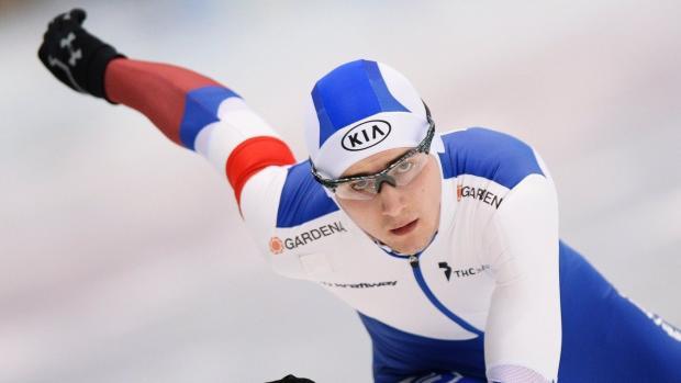 Трофимов выиграл бронзу на дистанции 5000 м на чемпионате мира в Херенвене