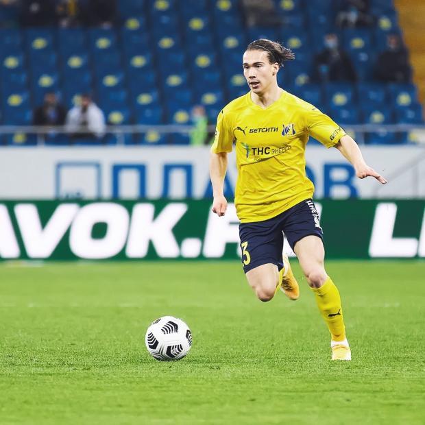 Официально: Тугарев подписал полноценный контракт с «Ростовом»