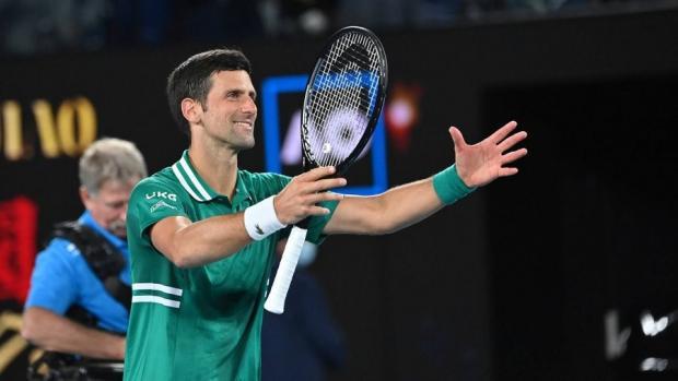 Джокович может сняться с Australian Open из-за травмы