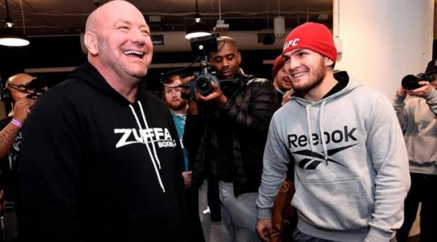 «Макгрегор станет чемпионом, Нурмагомедов вернется». Дана Уайт не отпускает Хабиба из UFC