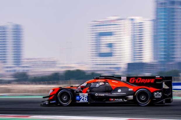 Азиатская серия Ле-Ман: российская команда выиграла первую гонку