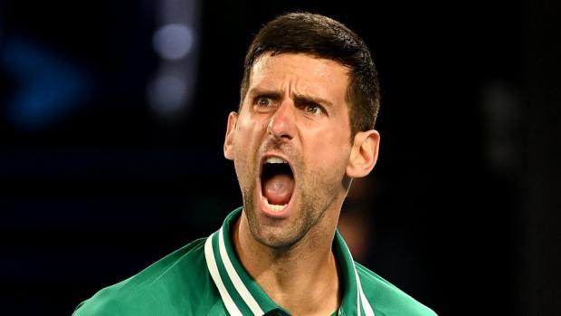 Джокович не будет сегодня тренироваться. Его дальнейшее участие в Australian Open под вопросом