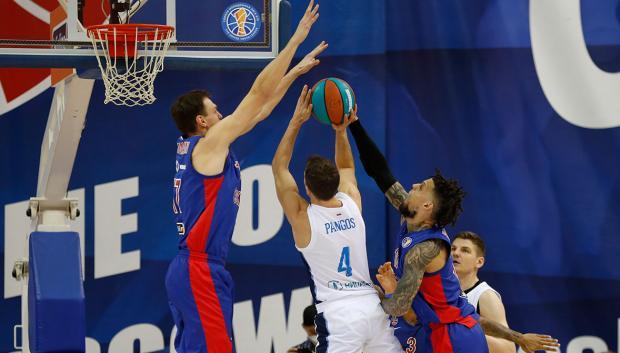 ЦСКА впервые в истории проиграл пять матчей в регулярном чемпионате Единой лиги ВТБ