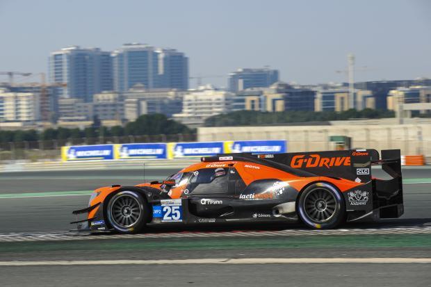 Дубайский дубль. Вторая гонка Азиатской серии Ле-Ман укрепила позиции российских команд