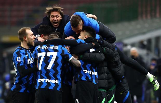 Лукаку догнал Роналду, «Интер» обыграл «Лацио» и обошел «Милан» (видео)