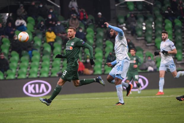 Продолжение черной осени. «Краснодар» проиграл дома в Лиге Европы (видео)