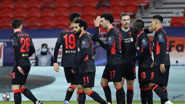 Шесть игроков «Ливерпуля» попали в команду недели Лиги чемпионов