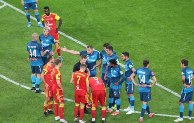 Парфенов – спец по Кубку. «Арсенал» выбил «Зенит» и вышел в четвертьфинал