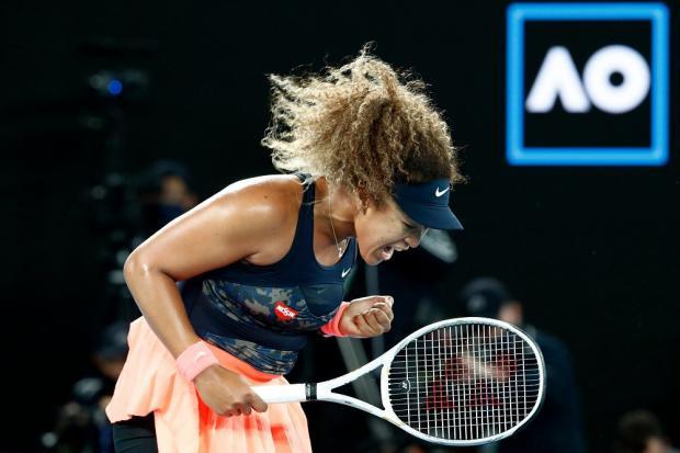 Осака без проблем справилась с Брэйди. Японка выиграла финал Australian Open