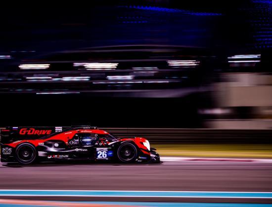 Есть новый пьедестал! Серебро и бронза для G-Drive Racing в Абу-Даби
