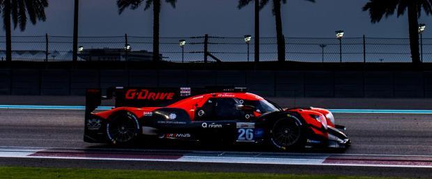 Есть титул! G-Drive Racing – чемпион Азиатской серии Ле-Ман 2021 года
