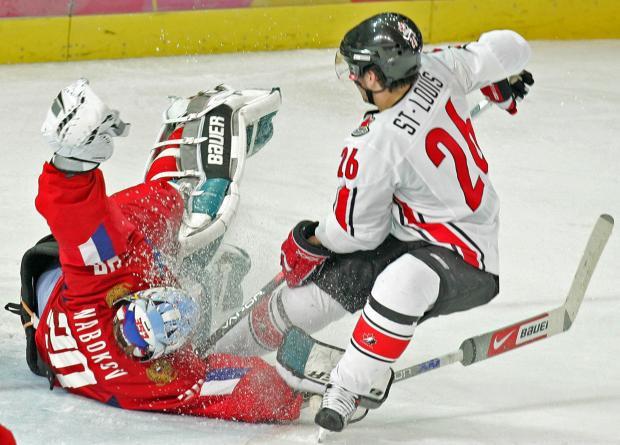 Так дрим тим Канады не обыгрывал никто! 15 лет нашей победе в четвертьфинале Турина-2006